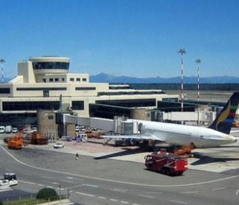 """""""Il Caravaggio"""" airport"""