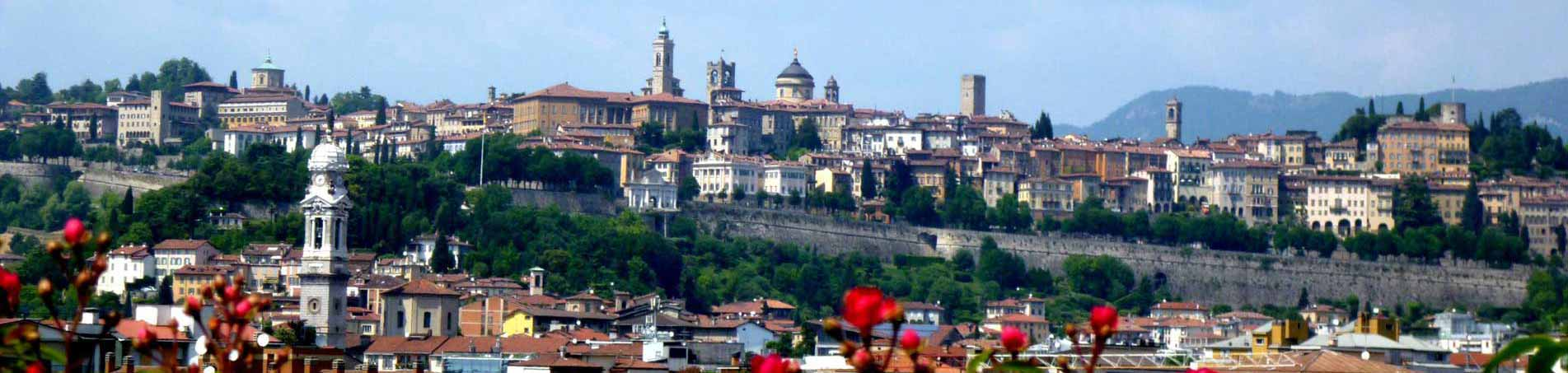 SIGHTSEEING IN BERGAMO AND THE SURROUNDING AREA